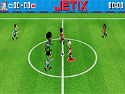 Click to Play Jetix Soccer