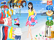 Click to Play Beach Holiday Dress Up