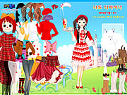 Click to Play Theme Park Dress Up