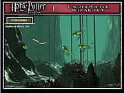 Click to Play Harry Potter Underwater Wizardry