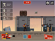 Click to Play Sentry Fortress