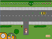 Click to Play Taxi Driving School