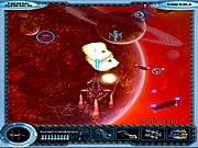 Click to Play Spaceship Ranger
