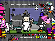 Click to Play Halloween Princess