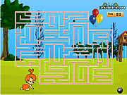 Click to Play Maze Game - Game Play 25