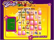 Click to Play Totally Spies - Memory Spies