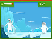 Click to Play Ninja Ice Chop