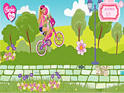 Click to Play Barbie & Me Bike Game