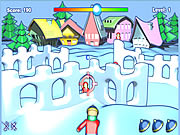 Click to Play Snow Fortress Attack