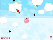 Click to Play The Flying Piggybank