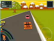 Click to Play Zombie Racing