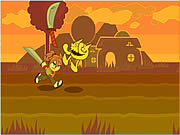 Click to Play Sammy Samurai Runner