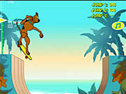 Click to Play Scooby Doo's Big Air
