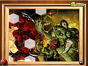 Click to Play Hulk Family Fix My Tiles