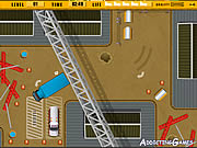 Click to Play Park My Big Rig 2