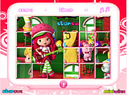 Click to Play Strawberry Shortcake Mix-Up