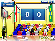 Click to Play World Basketball Championship