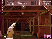 Click to Play Barn Zombies Shootup