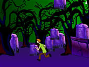 Click to Play Scooby Doo Graveyard Scare