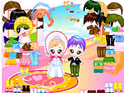 Click to Play Leo and Lea Dressup