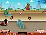 Click to Play Pucca Pursuit