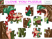 Click to Play I Love You Puzzle