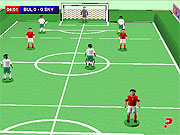 Click to Play Table Top Football