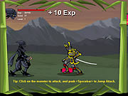 Click to Play Ninja Assault