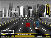 Click to Play On Street Boarding