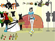 Click to Play Funky Clothing Dressup