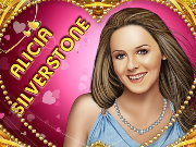 Click to Play Alicia Silverstone Makeup