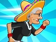 Click to Play Angry Gran Run Mexico