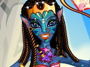 Click to Play Avatar Dressup