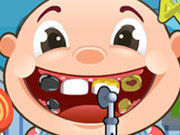 Click to Play Baby Dentist Day