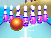 Click to Play Beach Bowling 3D