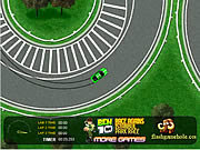 Click to Play Ben 10 Race Against Time In Istanbul Park