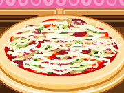 Click to Play Chef Barbie Pizza