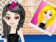 Click to Play Cutie Hair Salon