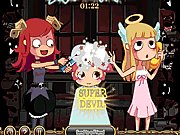 Click to Play Devilish Hairdresser