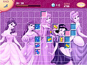 Click to Play Disney Princess and Friends - Hidden Treasures