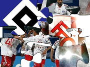Click to Play Europa League (Hamburger SV - Fulham FC) Puzzle