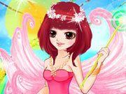 Click to Play Fairy Leader Dress Up
