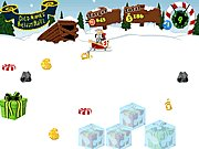 Click to Play Gold Miner Holiday Haul