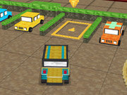 Click to Play Minecraft Mega Parking