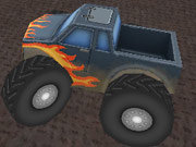 Click to Play Monster Truck 3D