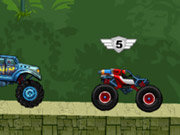 Click to Play Monsters Wheels 2