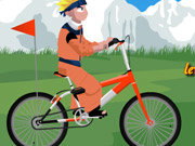 Click to Play Naruto Bicycle Game
