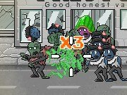 Click to Play Om Nom Zombies
