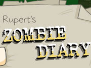 Click to Play Rupert's Zombie Diary