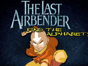 Click to Play The Last Airbender Find the Alphabets